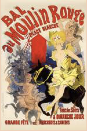 MOPULIN ROUGE